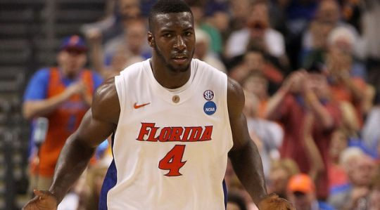 Patric Young helped the Gators rebound from two tough losses earlier in the week. (Getty)