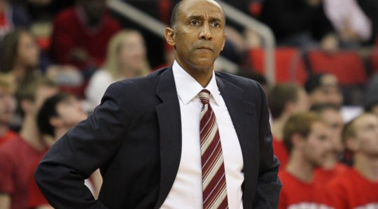 Johnny Dawkins and Stanford have a tough hill to climb from here on out. (AP)