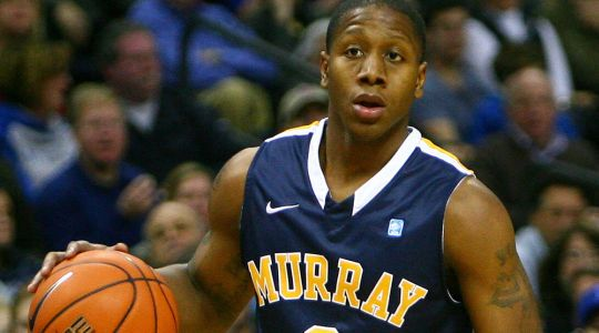 Isaiah Canaan scored 26 points in an impressive outing to help his Murray State squad hand Belmont its first conference defeat (AP)