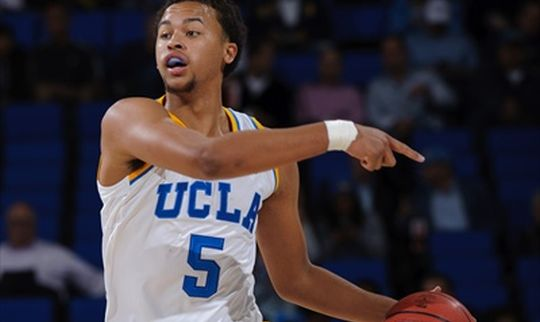 Behind Talented Wings And Savvy Floor General Kyle Anderson, UCLA Is  Fearsome Offensive Squad (UCLA Athletics)