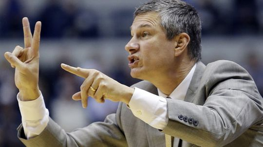 Could Dr. John Giannini and La Salle wind up in the NCAA Tournament? (AP)
