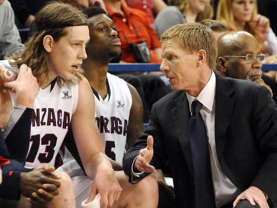 This Gonzaga Team is Good, But Not Mark Few's Best … Yet (James Snook / USA TODAY Sports)