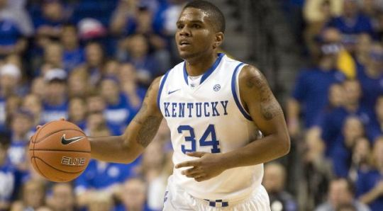Kentucky needed Julius Mays to step in, and he has over Kentucky's last seven games. (Getty)