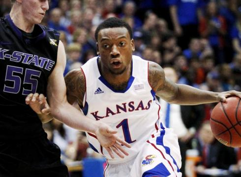 Can Naadir Tharpe Keep The KU Offense Running Smoothly?  (USA Today)