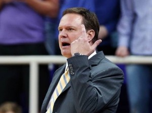 Bill Self Showed Off His Dance Moves On ESPN