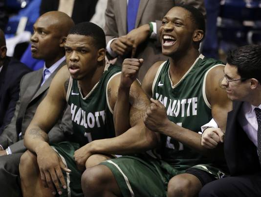 Charlotte Shows Just How Wacky the Atlantic 10 Is This Season (AP)