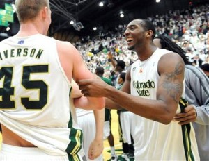 Who's The Best Team In The Mountain West? I Dunno, But Colorado State's As Good Of A Guess As Any (Dawn Madura, AP Photo)