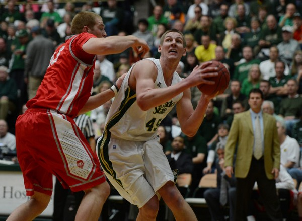 Despite Colton Iverson's Big Week, His Rams Went 0-2 (Craig F. Walker, The Denver Post)