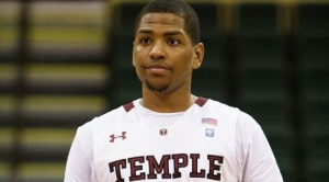 The final game of this year's Big 5 should be an exciting one as Khalif Wyatt and Temple attempt (Icon Sports)