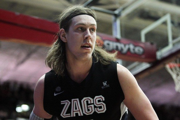 Kelly Olynyk's Breakout Year Has Gonzaga As One Of The Nation's Elite Offensive Teams (USA Today Sports Images)