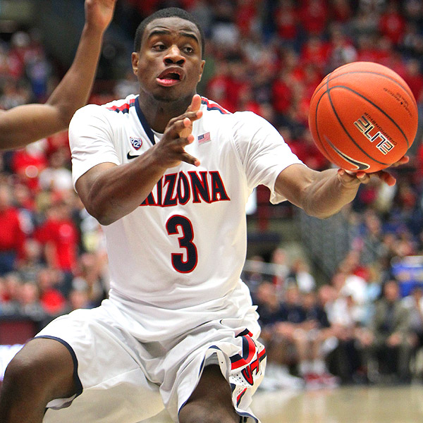 Sean Miller Has Opted To Add Kevin Parrom's Experience To The Starting Lineup (Chris Coduto, Icon SMI)