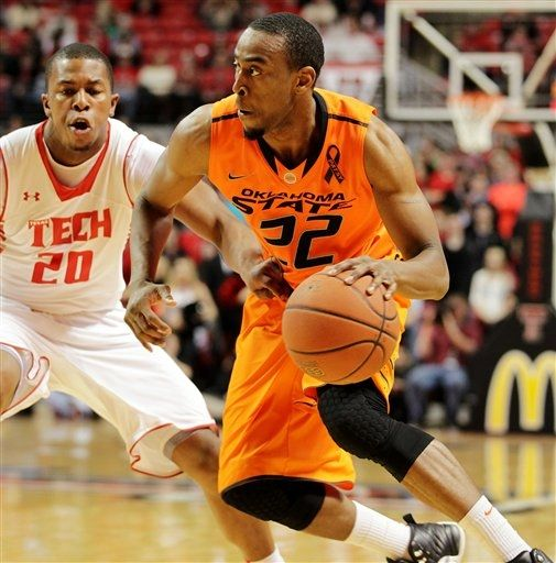 The Big 12 title, once a foregone Kansas conclusion, is very much within reach for Oklahoma State (Photo credit: AP Photo).