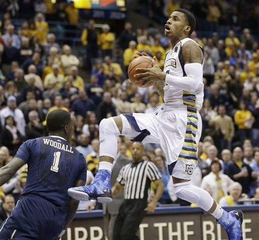 The Golden Eagles are on the rise in the Big East (Photo credit: AP Photo).