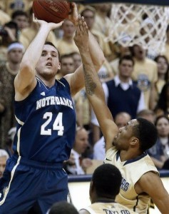 The ability to shake off poor shooting, as Notre Dame evinced at Pittsburgh Monday night, is crucial in March (Photo credit: AP Photo).