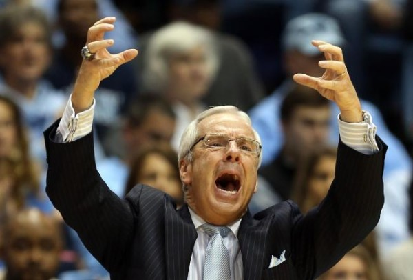 Roy Williams vs. KU Again? It Might Happen.