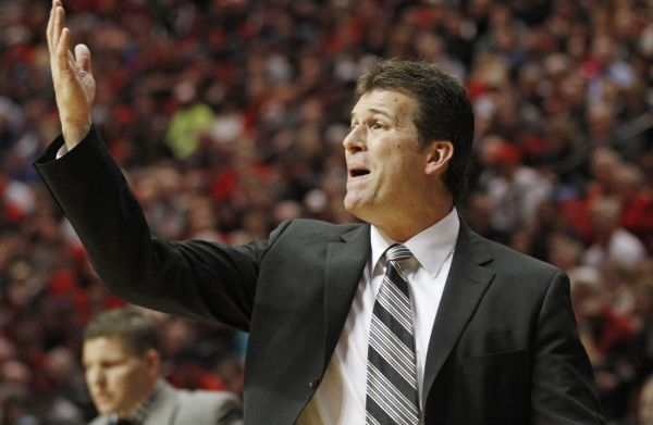 Barring a major collapse, Steve Alford's crew will head into the MW Tournament as the #1 seed (AP)