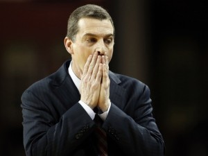 Mark Turgeon Was At A Loss For Words After Another Maryland Road Loss