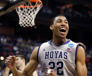 It doesn't take a basketball expert to understand Otto Porter's importance to Georgetown (M. Sullivan/Reuters)