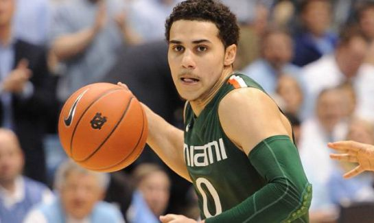 Shane Larkin and Miami looked mighty impressive in its second round victory Friday afternoon. (AP)