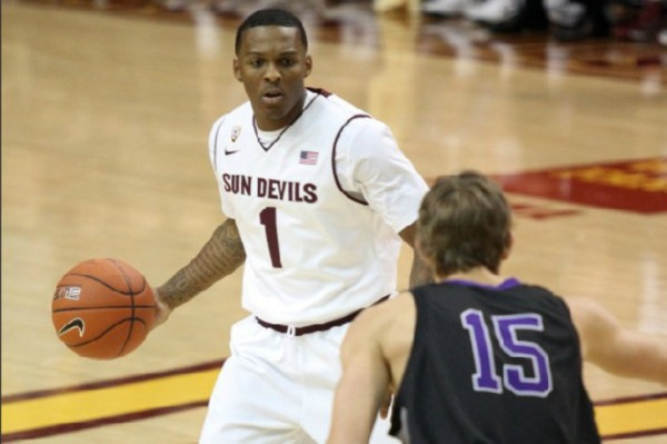 Jahii Carson Helped Make Sun Devil Basketball Cool Again (credit: Arizona State)