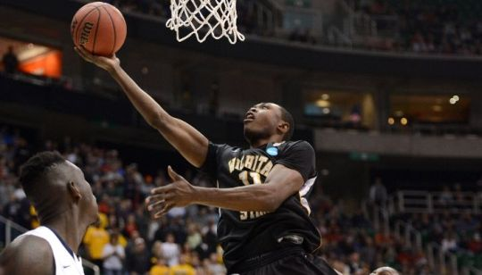 Cleanthony Early was outstanding for the Shockers. (AP)