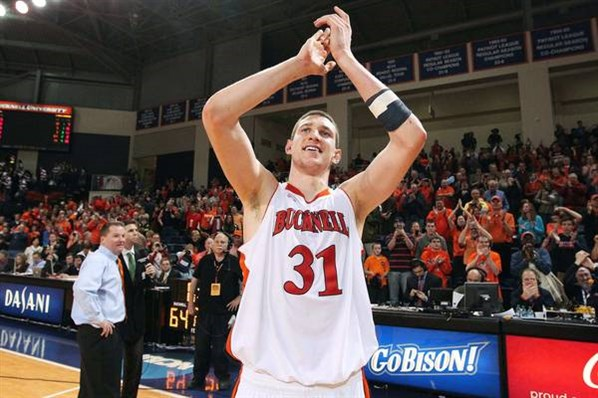 Mike Muscala Has Bucknell Fans Dreaming of Another Shining Moment