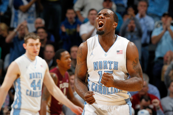 P.J. Hairston's Aggressiveness and Physicality Helped he Tarheels to the Win in a Hostile Environment (Kevin C. Cox/Getty Images North America)