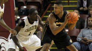 It's too bad Towson is not eligible for the postseason, because Jerelle Benimon (ball) and company would be a serious threat to anyone they play (CAA Athletics)