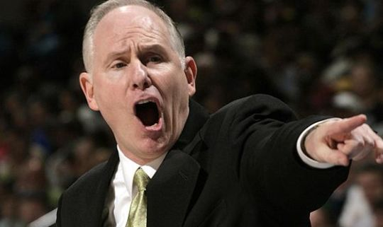 Jim Larranaga needs this team to improve on last year's. (photo credit: AP)