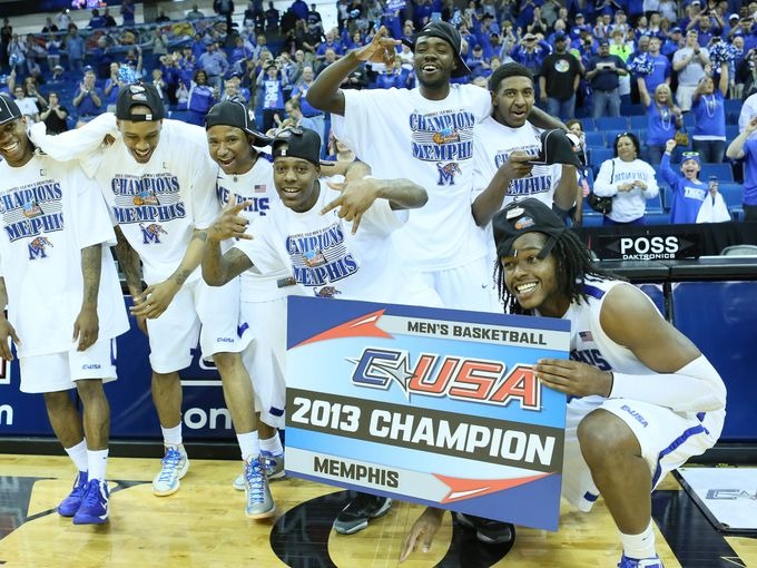 Rulers Of Conference USA For The Final Time, Memphis Is Dancing Again