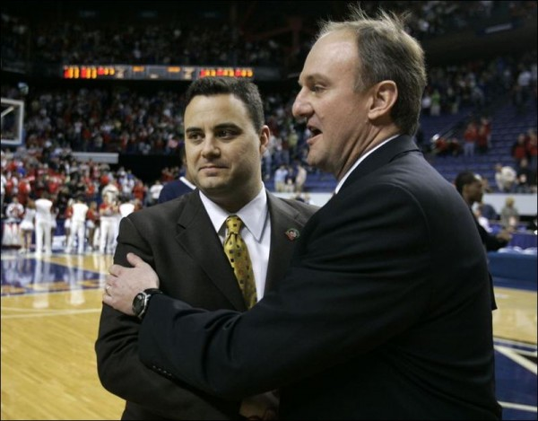 If All Falls Into Place, We Could Have A Meeting Of Matta and Miller In The Sweet 16 (Ed Reinke, AP)