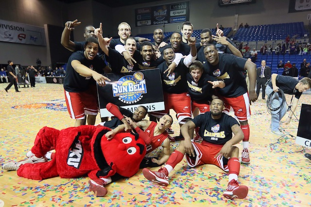 Sun Belt Cinderellas Again -- Welcome Back To The Big Dance Hilltoppers