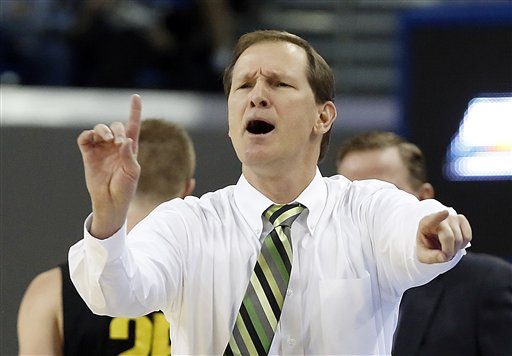 No One Could Benefit More From A Seeding Pop Than Dana Altman And Oregon (credit: Reed Saxon).