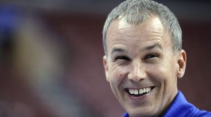 Andy Enfield has his FGCU squad playing great basketball. (AP)