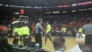 Baylor's Uniforms Hurt People's Eyes