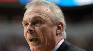 After some recent struggles, Bo Ryan and Wisconsin might find its contest against Penn State a little harder than expected. (Getty)