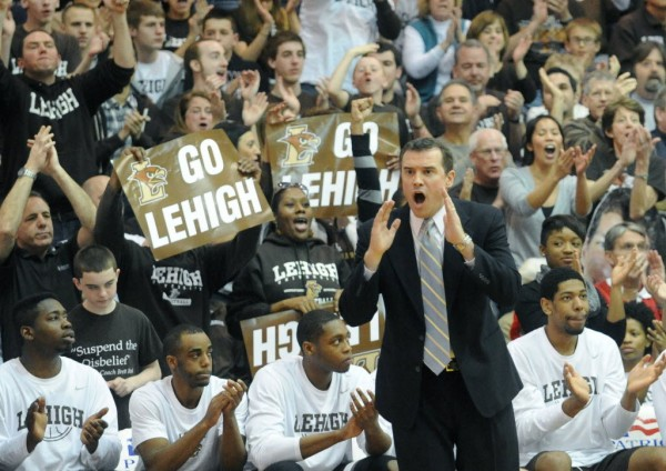A trip to the CBI isn't what Lehigh head coach Brett Reed had in mind back in November.