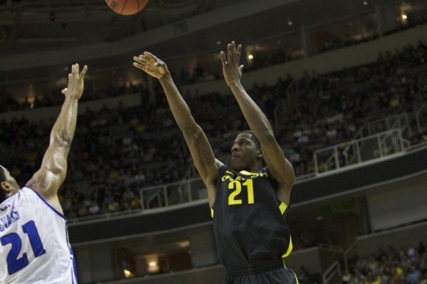 Dotson is Turning Into a Star (OregonLive)