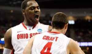 Deshaun Thomas and Aaron Craft will likely have to be their usual stellar selves to get past Iowa State. (Getty)