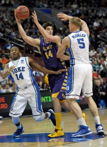 Duke Outlasted Albany Friday Afternoon