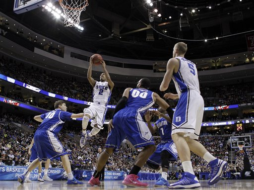 Duke Marches on to Coach K's 21st Sweet Sixteen Appearance