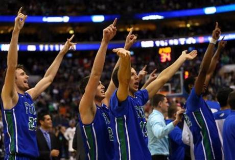 The First #15 Seed to Ever Reach the Sweet Sixteen: Florida Gulf Coast