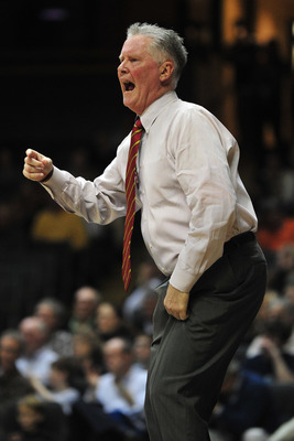 The tireless Fran O'Hanlon guided a frenzied turnaround at Lafayette. (Don McPeak/USA Today)