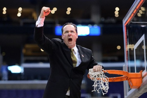 In a wacky West region, Wichita State has been consistent in knocking out top seeds Gonzaga and Ohio State and now finds itself representing The Missouri Valley Conference in the Final Four for the first time since Larry Bird-led Indiana State in 1979 (Getty Images).