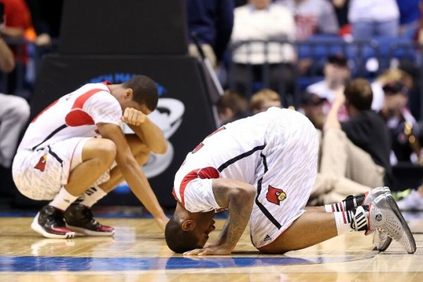 Anyone who saw Kevin Ware's injury understood the gravity of the situation (Getty Images).