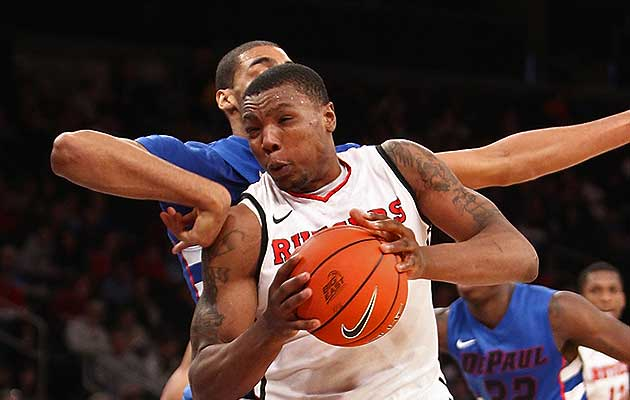 Wally Judge Is Going Have To Come Up Huge In Rutgers' Frontcourt This Season (Tom Ciszek/NJSportsPhoto)