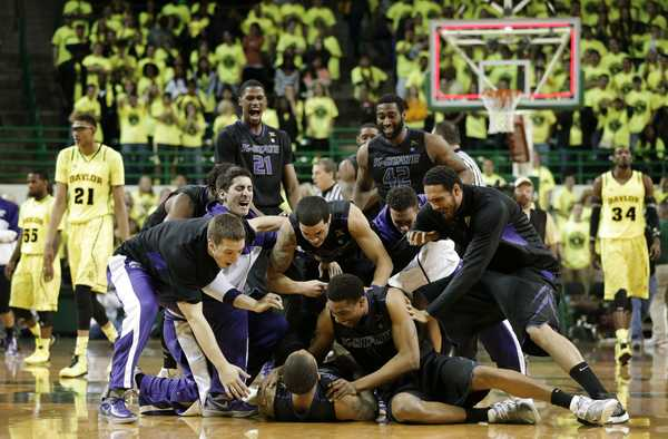 Kansas State is a sleeper. With that said, everybody's still sleeping on them. (Tony Gutierrez/AP)