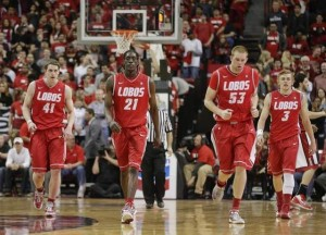 New Mexico Is Undeniably A Strong Defensive Team, But They Need Tony Snell and Their Backcourt To Be Consistent Scorers (AP Photo)