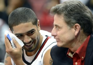 """No Sleep Until Atlanta"" For Siva, Pitino And The Rest Of The Louisville Cardinals, Your #1 Overall Seed"