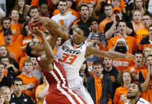 With an improved supporting cast, the sky is the limit for Marcus Smart and Oklahoma State.